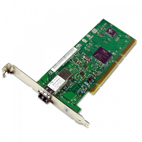 New Intel PWLA8490LX, Intel PRO/1000 MF Server Adapter (LX), LC, 1000Full, PCI-X, 82545