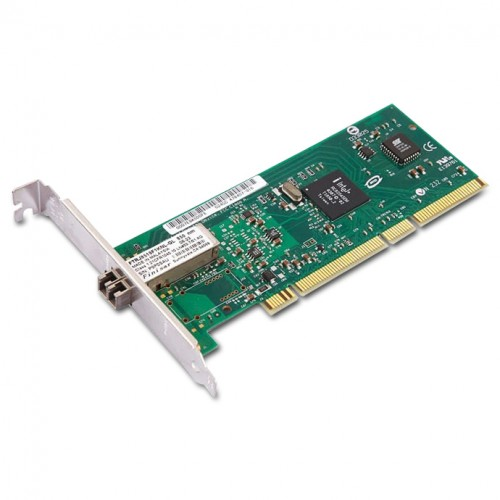 New Intel PWLA8490MF, Intel PRO/1000 MF Server Adapter (SX), LC, 1000Full, PCI-X, 82545