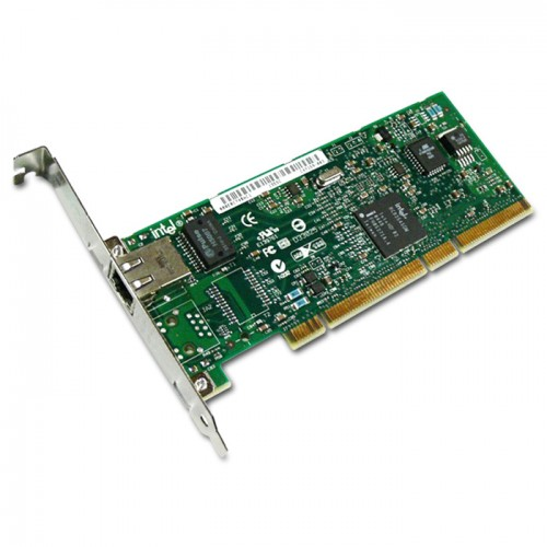 New Intel PWLA8490MT, Intel PRO/1000 MT Server Adapter, RJ45, 10/100/1000, PCI-X, 82545