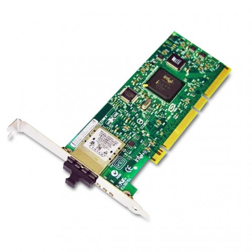 New Intel PWLA8490XF, Intel PRO/1000 XF Server Adapter, SC, 1000Full, PCI-X, 82544