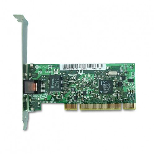 New Intel PWLA8490XT, Intel PRO/1000 XT Server Adapter, RJ45, PCI-X, 10/100/1000, 82544