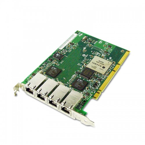 New Intel PWLA8494MT, Intel PRO/1000 MT QUAD Port Server Adapter, 4xRJ45, 10/100/1000, PCI-X 82546