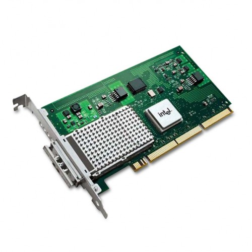 New Intel PXLA8591CX4, Intel PRO/10GbE CX4 Server Adapter, CX4, 10GbE, PCI-X, 82597EX