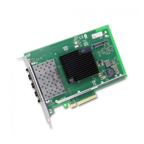New Intel X710DA4, Intel Ethernet Converged Network Adapter X710-DA4, Intel XL710 Controller, 10GbE, Quad Port, SFP+ DAC
