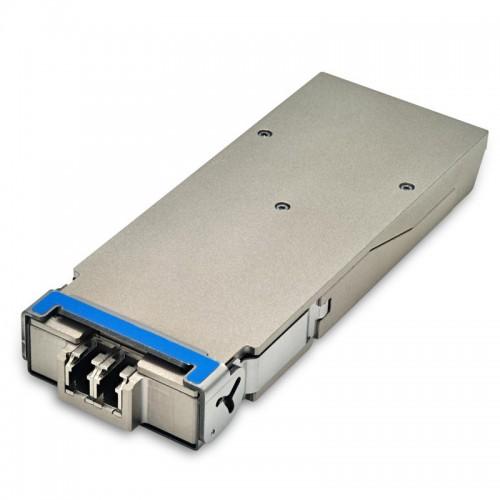 Juniper Compatible CFP2-100GBASE-LR4, 100GBASE-LR4 CFP2, Duplex LC/PC, 9/125 SMF cable, 10 km (6.2 miles)