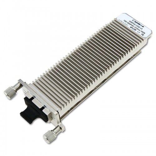 Juniper Compatible XENPAK-1XGE-LR, XENPAK 10GBASE-LR, SC connector, 1310nm, 10km reach on single-mode fiber