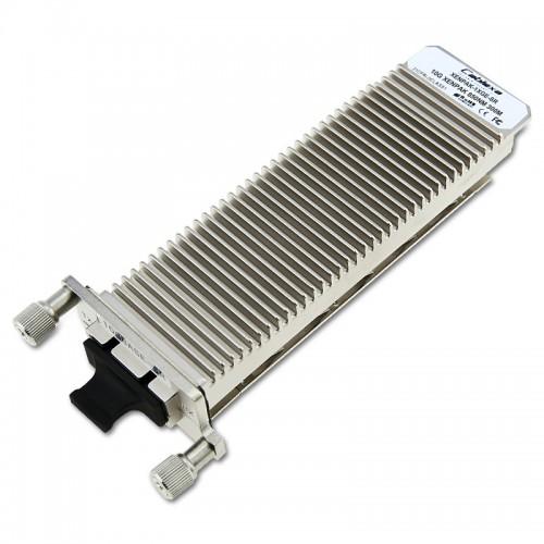 Juniper Compatible XENPAK-1XGE-SR, XENPAK 10GBASE-SR, SC connector, 850nm, 300m reach on 50 microns multimode fiber, 33m on 62.5 microns multimode fiber