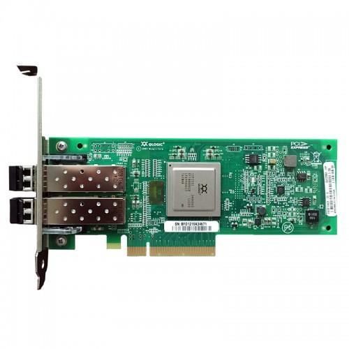 New Original QLogic Enet and 8Gb FC Exp Card (CFFh) for IBM BladeCenter 3572, 00Y5631, 00Y3270,00Y3271