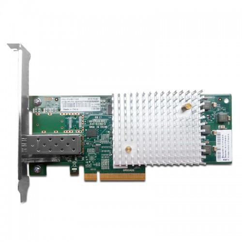 New Original Brocade 1860 Single-port SFP+ 10GbE 16Gb HBA Fabric Adapter, 00Y7027