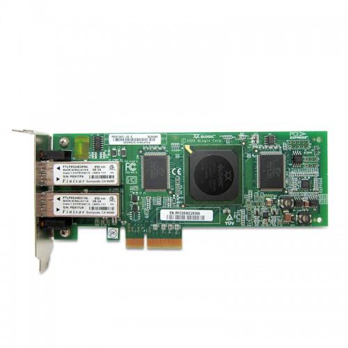 New Original QLogic 4Gb FC Dual-Port PCIe HBA for IBM System x