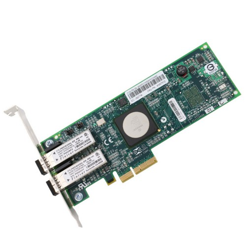 New Original Emulex 4Gb FC Dual-Port PCI-E HBA for IBM System x, 43W7511