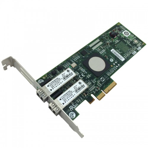 New Original Emulex 4Gb Dual Port FC PCI-x HBA
