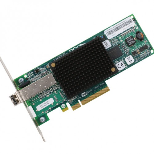 New Original Emulex 8Gb FC Single-port HBA for IBM System x, 42D0486