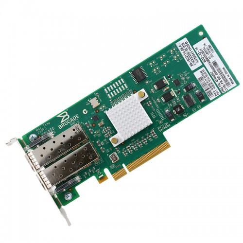 New Original Brocade 8Gb FC Dual-port HBA for IBM System x, 46M6050