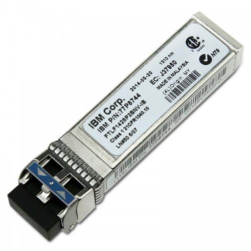 New Original IBM 8Gbps 10km 1310nm LW SFP+ Transceiver