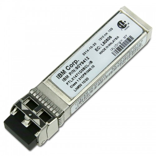 New Original IBM 10Gbps SFP+ LR 1310nm 10km Transceiver