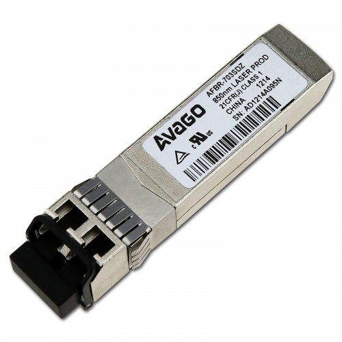 New Original Avago 10Gb/1Gb Ethernet, 850nm SFP+ Transceiver