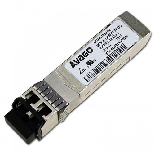 New Original Avago 10Gb/1Gb Ethernet, 850nm SFP+ Transceiver