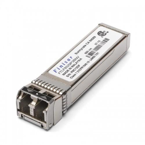New Original Finisar 16G Fibre Channel (16GFC) 100m Extended Temperature SFP+ Optical Transceiver
