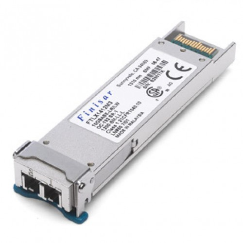 New Original Finisar 10GBASE-LR/OC-192 SR-1 Multirate 10km XFP Optical Transceiver