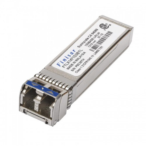 New Original Finisar 10GBASE-LR 10km Industrial Temperature SFP+ Optical Transceiver