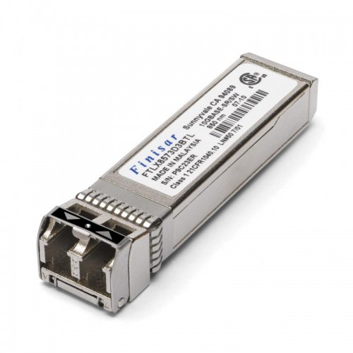 New Original Finisar 10GBASE-SR 300m Industrial Temperature SFP+ Optical Transceiver