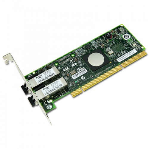 New Original Emulex 4Gb/s Fibre Channel PCI-X 2.0 Dual Channel Host Bus Adapter