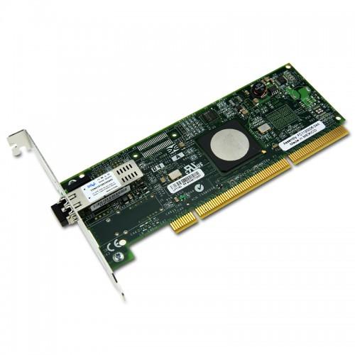New Original Emulex 4Gb/s Fibre Channel PCI-X Single Channel Host Bus Adapter