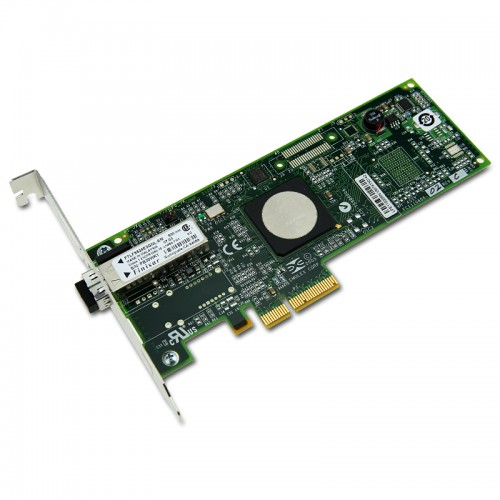New Original Emulex 4Gb/s Single Channel Fibre Channel PCI Express Host Bus Adapter