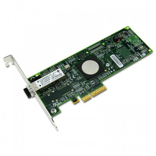 New Original Emulex 4Gb/s Fibre Channel PCI Express Single Channel Host Bus Adapter