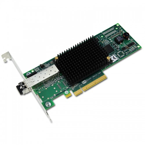 New Original Emulex 8Gb/s Fibre Channel PCI Express 2.0 Single Channel Host Bus Adapter
