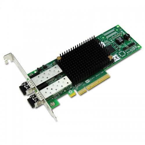New Original Emulex 8Gb/s Fibre Channel PCI Express Dual Channel Host Bus Adapter