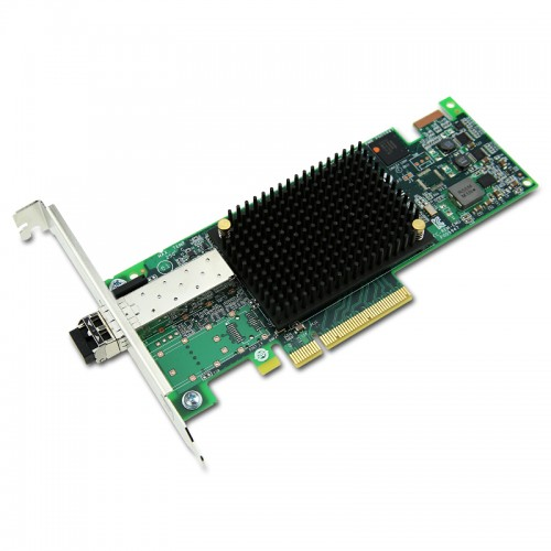 New Original Emulex 16GFC Gen 5 Fibre Channel PCIe 3.0 Single-Port Host Bus Adapter