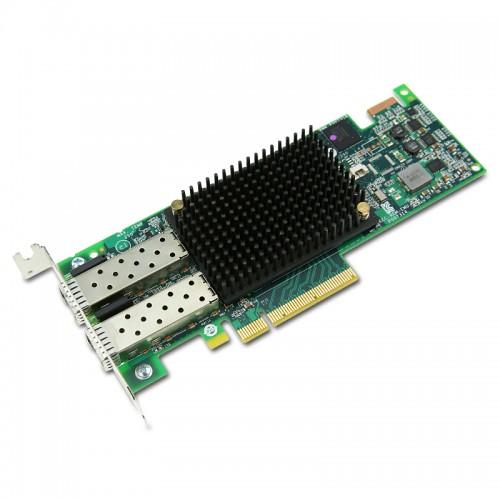New Original Emulex 16GFC Gen 5 Fibre Channel PCIe 3.0 Dual-Port Host Bus Adapter