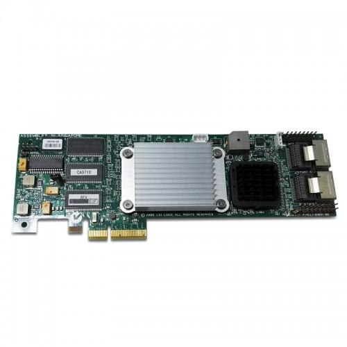 LSI Logic MegaRAID 8308ELP 3Gb/s PCI Express SAS RAID Adapter