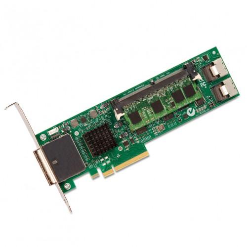 LSI Logic MegaRAID SAS 8888ELP 8-port PCI-Express SAS RAID Controller