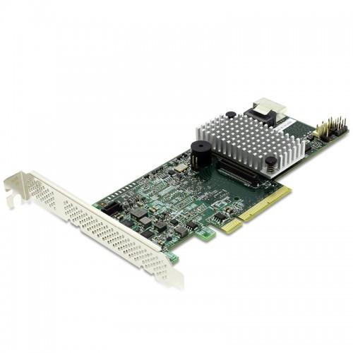 LSI MegaRAID SAS 9266-4i Dual-Core LSISAS2208 4-Ports Internal PCI-Express SATA SAS RAID Controller