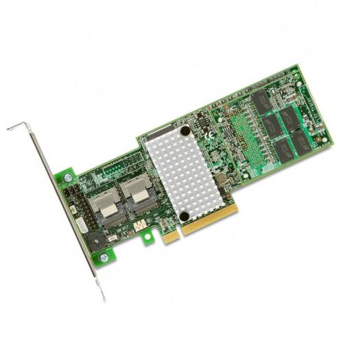 LSI Megaraid 9270CV-8i 8-Port PCIe 3.0 6Gb/s SATA+SAS RAID Controller w/ Cache Vault