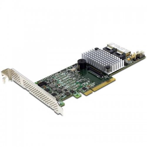 LSI Megaraid 9271-8i 8-Port PCIe 3.0 6Gb/s SATA+SAS RAID Controller