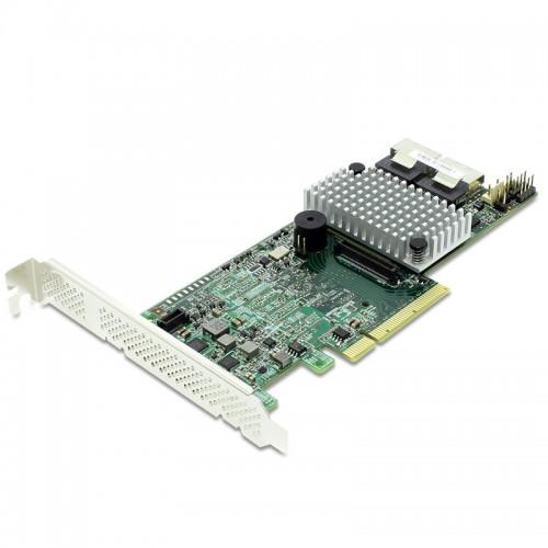 LSI MegaRAID SAS 9271-8i 6Gb/s SAS and SATA RAID Controller Card