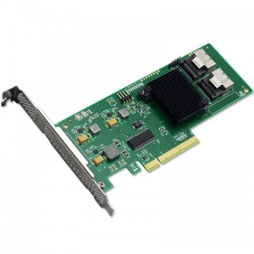 LSI SAS 9211-8i 8-port internal 6Gb/s SAS+SATA to PCI Express Host Bus Adapter